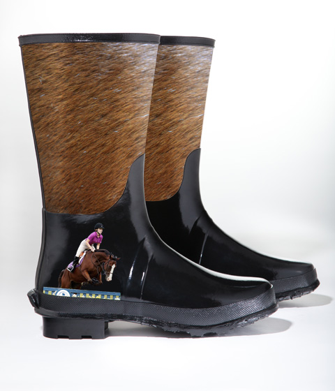 Circle L Boots – Jumper Horse Boot